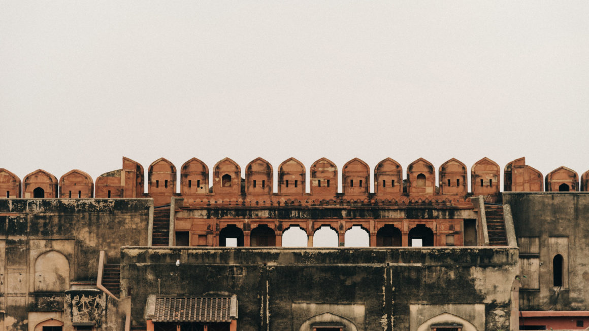 Agra Fort, India, Travel Photography, Vin Images