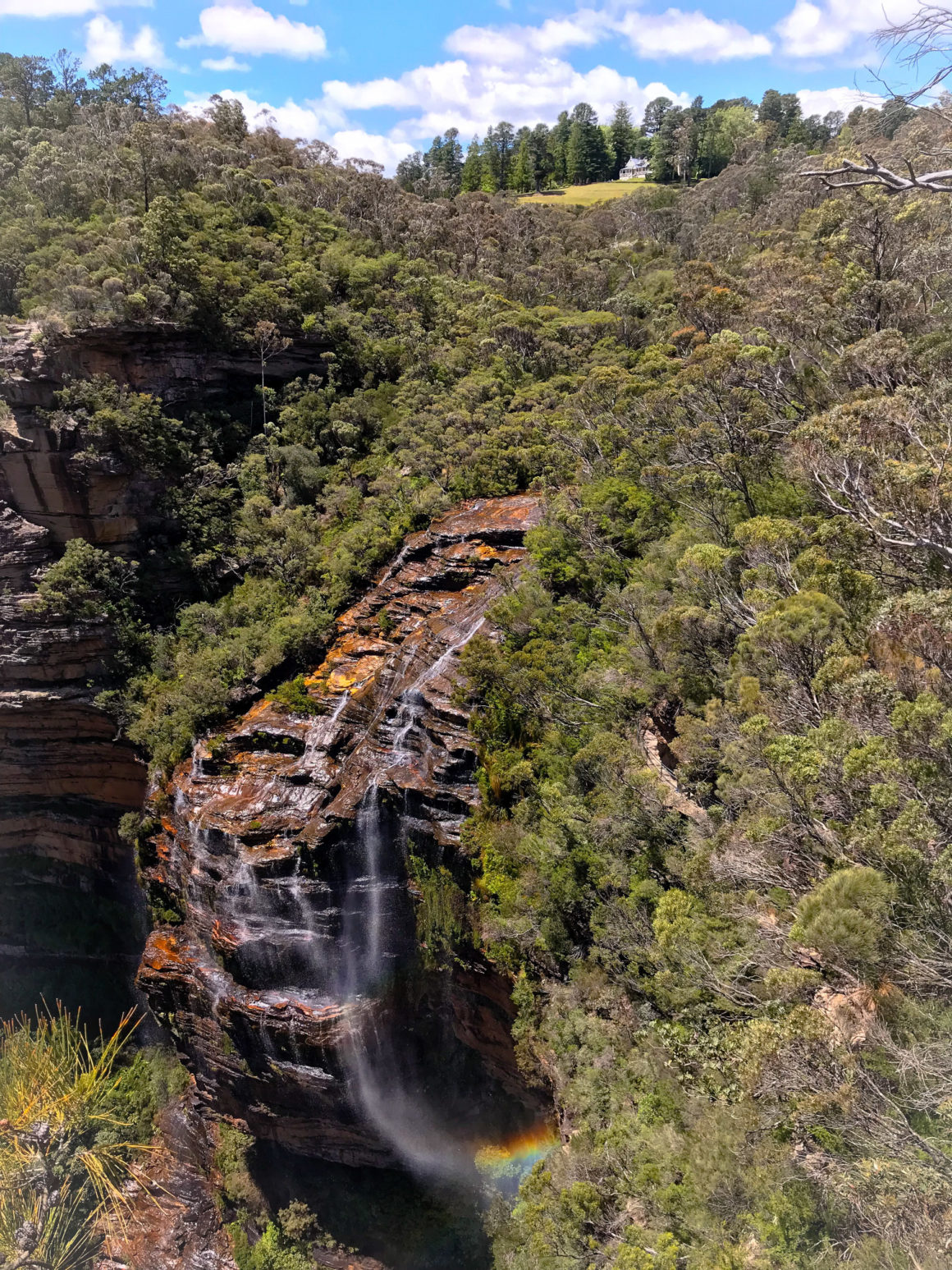 Blue Mountains, Australia, Travel Photography, Vin Images